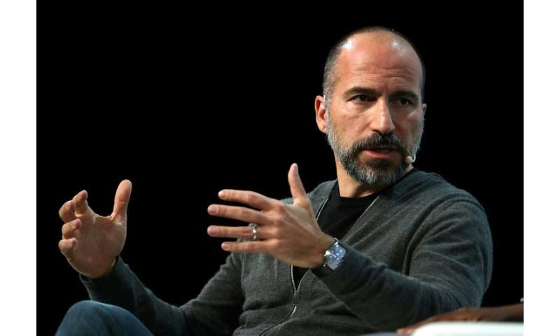 CEO Dara Khosrowshahi has moved to boost transparency at Uber since taking over a year ago, as the ridesharing giant prepares fo
