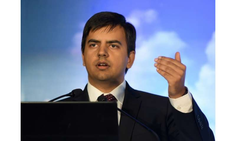 """CEO of Ola, Bhavish Aggarwal, has spoken of the """"immense potential"""" in ride-sharing"""