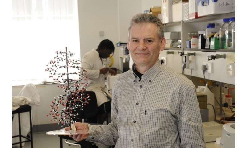 Chance discovery links inflammatory bowel disease with common bacterial gut toxin