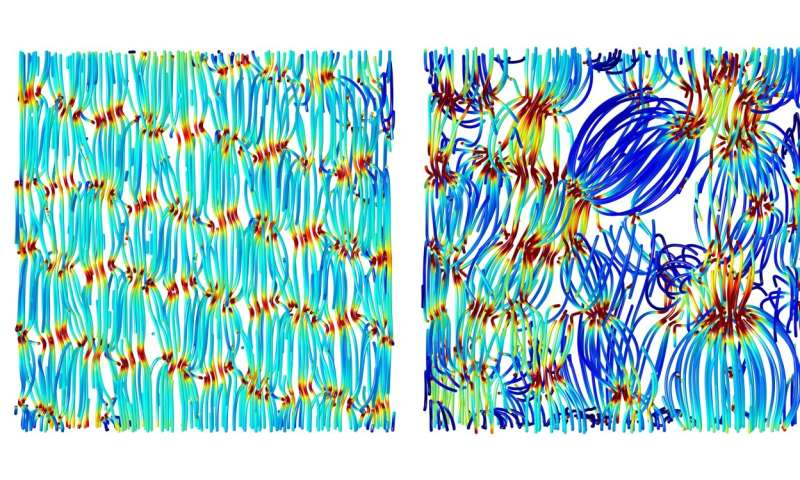Chaos that will keep you warm: Bayreuth researchers improve heat insulation using deliberate chaos