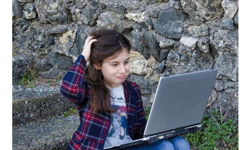 children internet