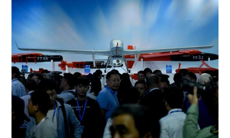 China's drones are now flying in the Middle East, as Beijing is more willing than the United States to sell its military UAVs to