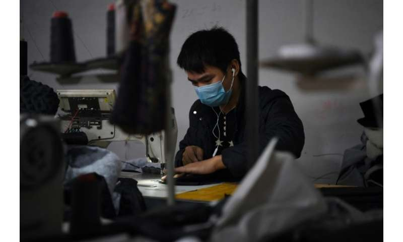 China's textiles factories are among those looking to relocate abroad to avoid US tariffs