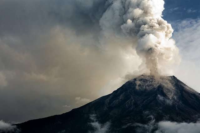 Cities of the future may be built with locally available volcanic ash