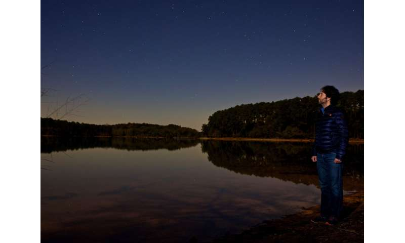 Clemson scientists measure all of the starlight ever produced by the observable universe