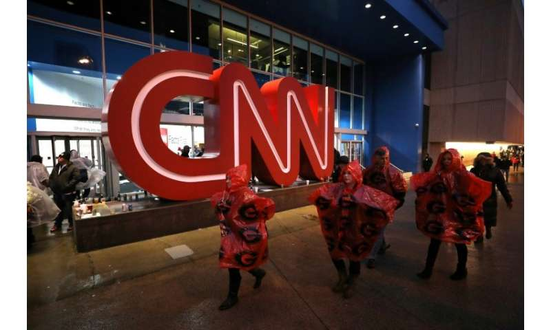 CNN and its parent Time Warner would become part of AT&T under an $85 billion deal which is being challenged on antitrust gr