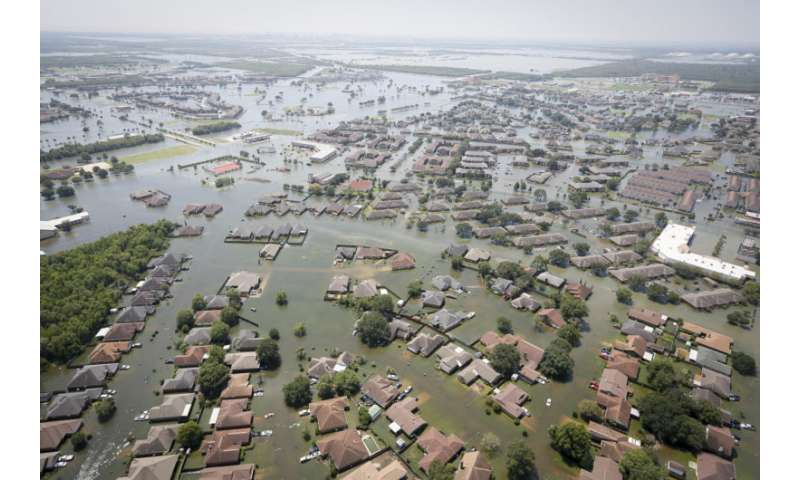 Coastal resilience linked to national security