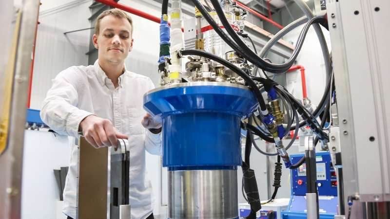 Cold neutrons used in hot pursuit of better thermoelectrics