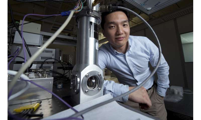 Could holey silicon be the holy grail of electronics?