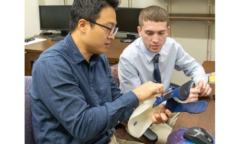 Cranking up the power setting may help some who use prosthetics