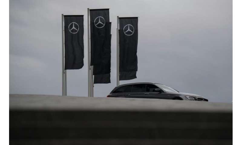 Daimler just got a new biggest shareholder