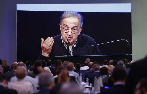 Death of Fiat Chrysler chief focuses spotlight on CEO health