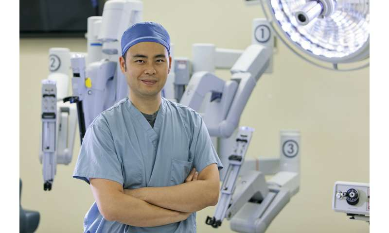 Decoding robotic surgery skills