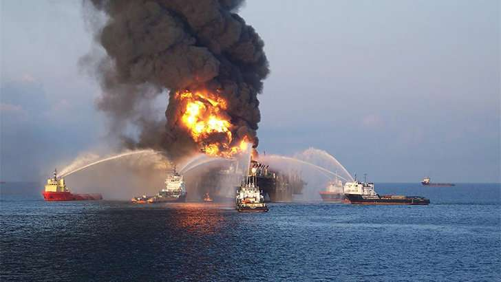 Deepwater horizon—the lasting impact of America's largest oil spill