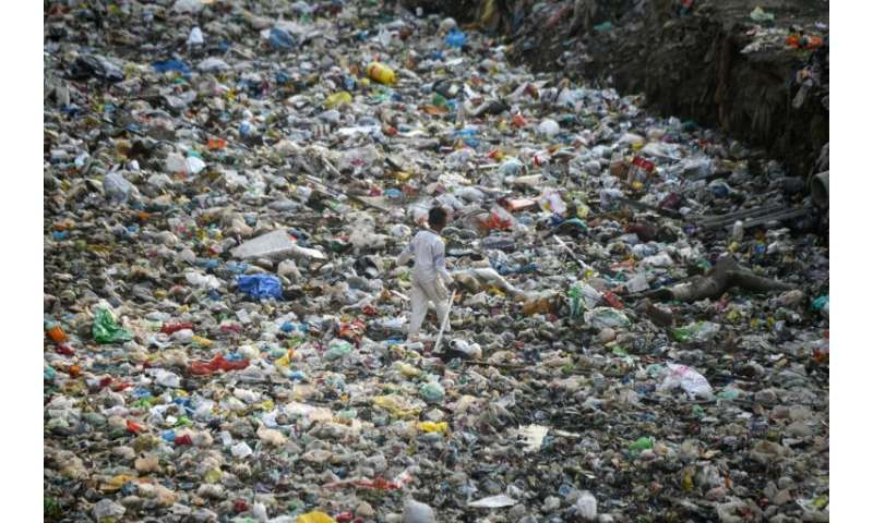 Delhi's ban on plastic bags, packaging and single-use plastic is rarely enforced
