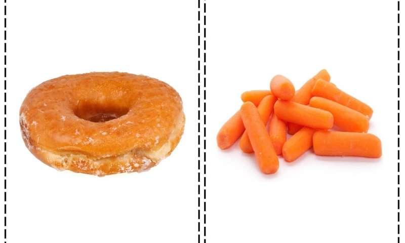 Descriptive phrases for how often food should be eaten helps preschoolers better understand healthy eating