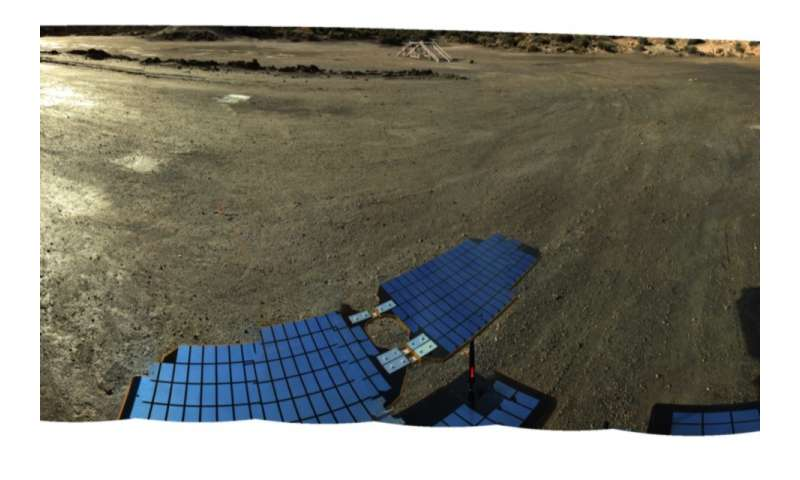 Desert test drive for Mars rover controlled from 1,000 miles away