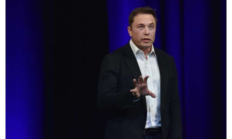 """Despite a widely circulated video showing  a Tesla sedan catching fire """"out of the blue,"""" Tesla Motors and its chief,"""
