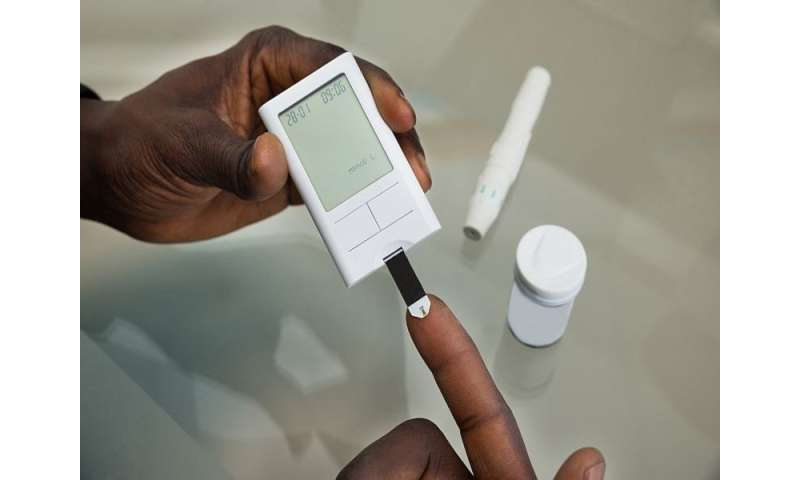 Diabetes tied to higher rates of serious infection