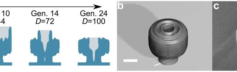 Directivity to improve optical devices