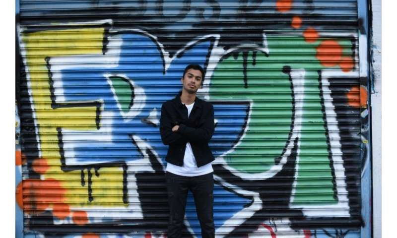 Disc jockey Michael Brun is one of a handful of artistists selected by Spotify to upload songs directly to the streaming music s