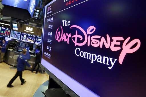 Disney seeks new frontiers as more people watch video online