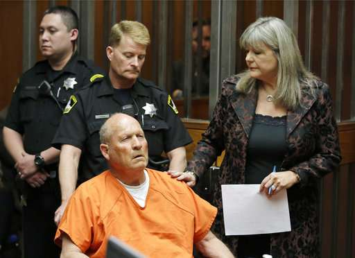DNA search for California serial killer led to wrong man