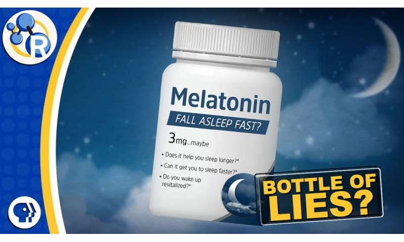 Does melatonin do anything? (video)