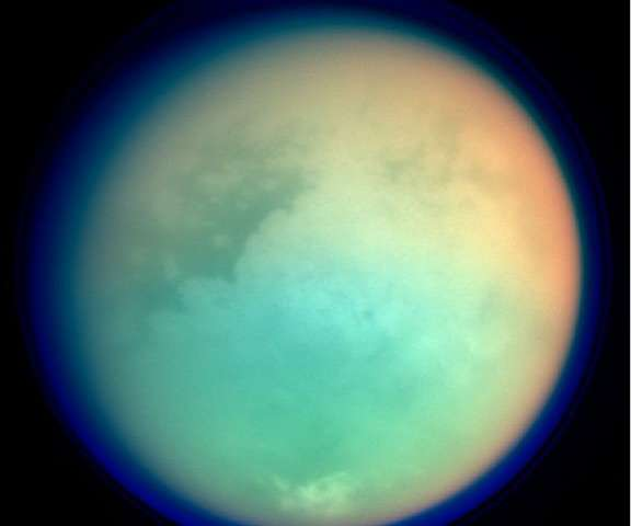 Does Titan's hydrocarbon soup hold a recipe for life?