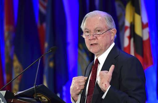 DOJ to support lawsuits against companies selling opioids