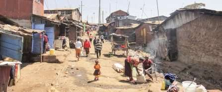 Double jeopardy: The high costs of living in Nairobi's slums