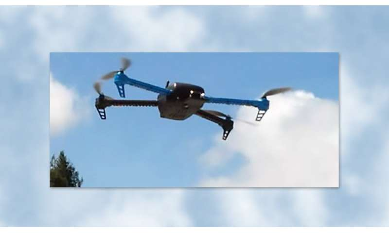 Drones deliver green transportation option