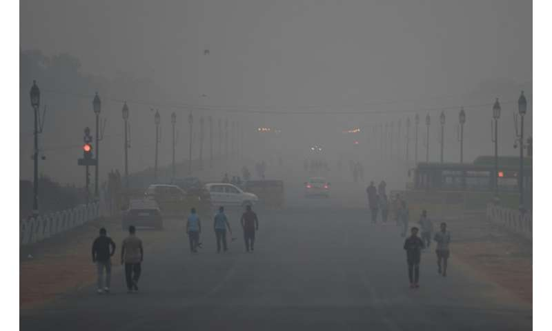 Each winter, Delhi chokes through haze so extreme that levels of airborne pollutants routinely eclipse safe limits by more than