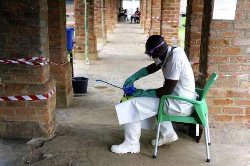 Ebola reaches an urban area in Congo. What now?