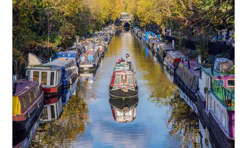 Eco-friendly composting toilets already bring relief to big cities – just ask London's canal boaters