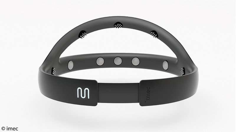 EEG headset for emotion detection