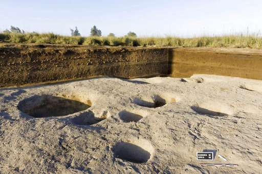 Egypt says village found in Nile Delta predated pharaohs