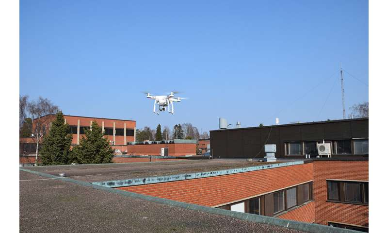 Emerging 5G networks – new opportunities for drone detection?