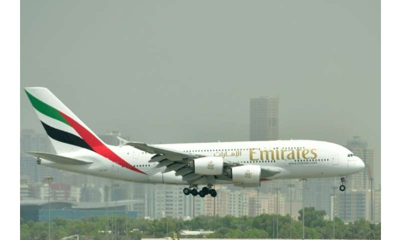 Emirates announced the deal on Thursday to buy 36 Airbus A380s - just days after the group said it would have to halt production