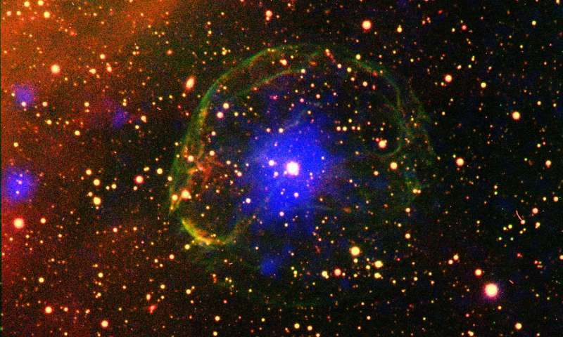 ESA sets clock by distant spinning stars