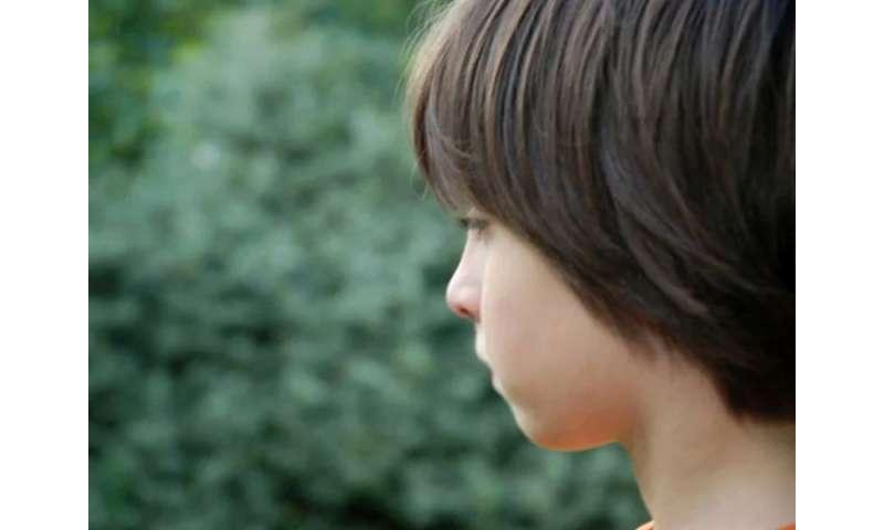 Estimated 2.5 percent of U.S. children diagnosed with autism