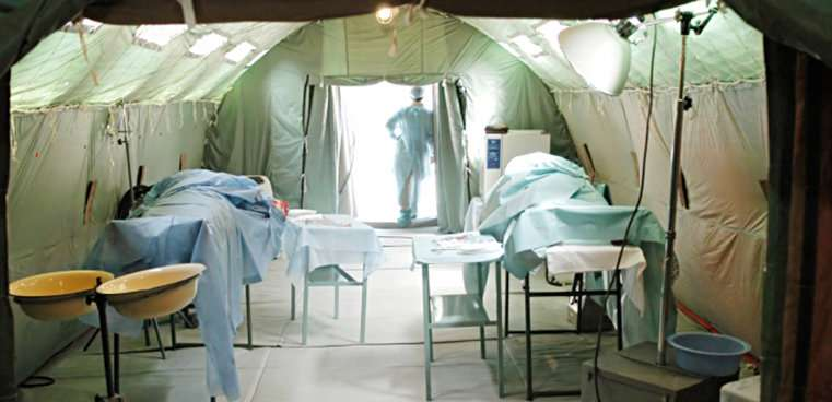 Ethical challenges for medical personnel in combat zones