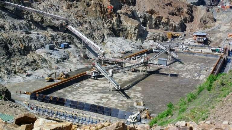 Ethiopia's Gibe III dam threatens Lake Turkana, a World Heritage Site, UNESCO says (2012 file picture)