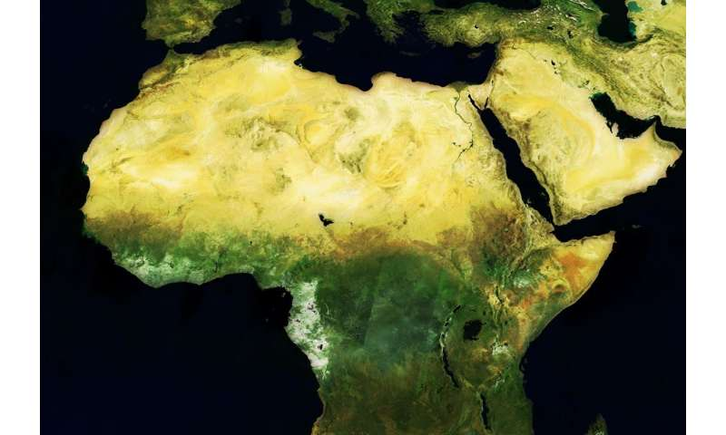 Europe's eyes in the sky are helping to solve energy, land-use problems in Africa