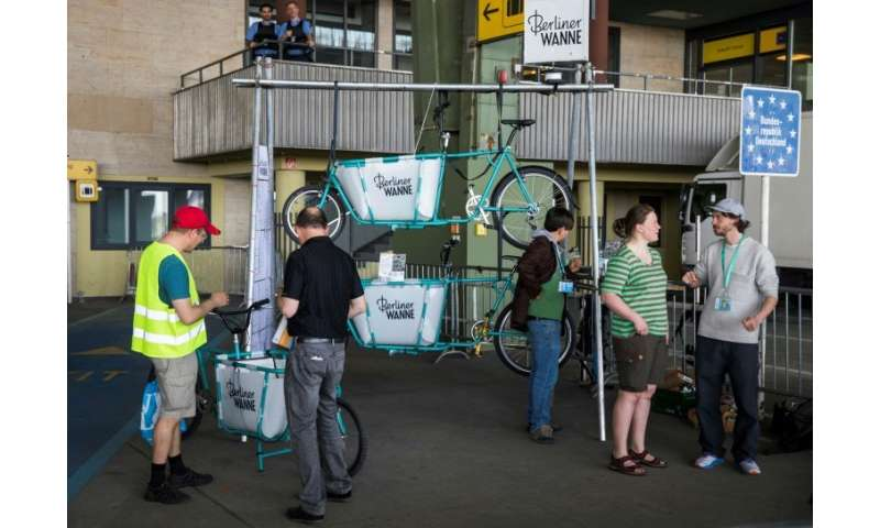 Experts say the biggest roadblock to cargo bikes going mainstream is the lack of adapted infrastructure: safe cycle lanes, secur