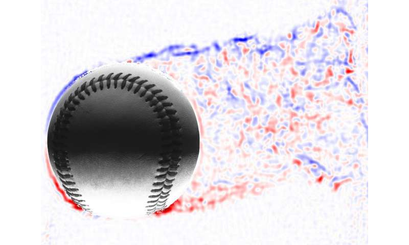 Explaining a fastball's unexpected twist