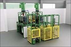 Extinguisher powder reused in fertilisers and fire retardants