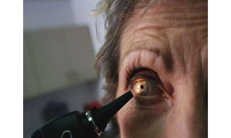 Eyes may be window into future memory loss