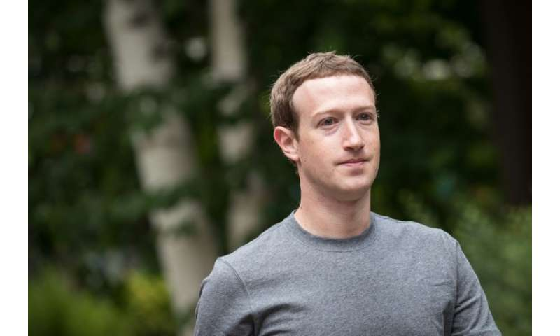Facebook co-founder Mark Zuckerberg announced the latest changes as the online giant seeks to address charges it has failed to p
