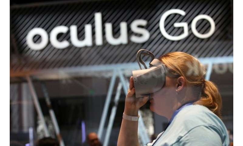 Facebook unveils upgraded wireless Oculus headset in VR push